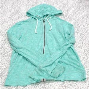 Perfect zip-up hoodie